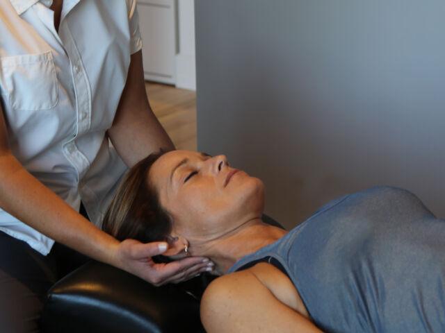 Traitement des douleurs au cou par la chiropratie